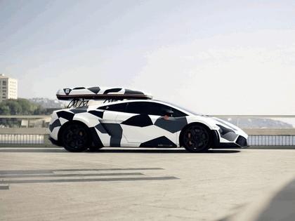 2011 Lamborghini Gallardo Neve Veloce by DMC Design 2