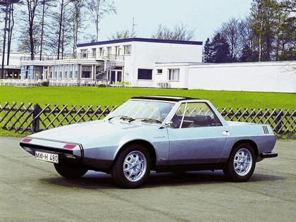 1971 Volkswagen Cheetah by Italdesign 1
