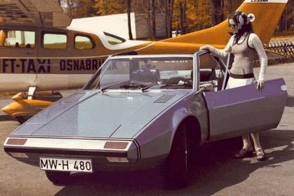 1971 Volkswagen Cheetah by Italdesign 2