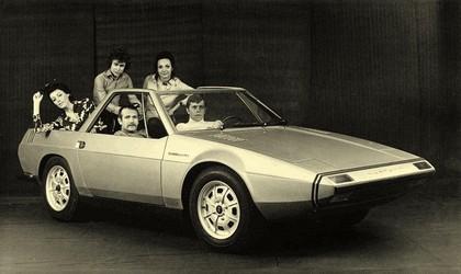 1971 Volkswagen Cheetah by Italdesign 5