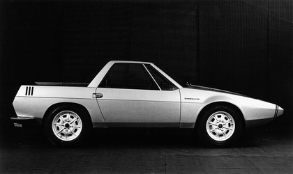1971 Volkswagen Cheetah by Italdesign 7