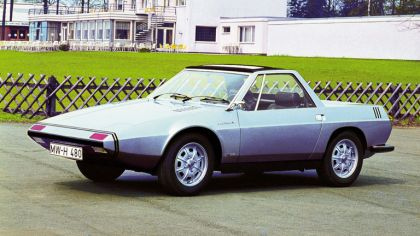 1971 Volkswagen Cheetah by Italdesign 2