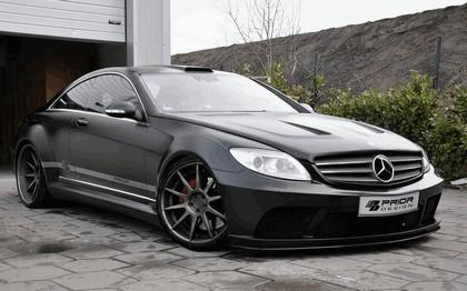 2012 Mercedes-Benz CL ( W216 ) Black Edition Widebody by Prior Design 2