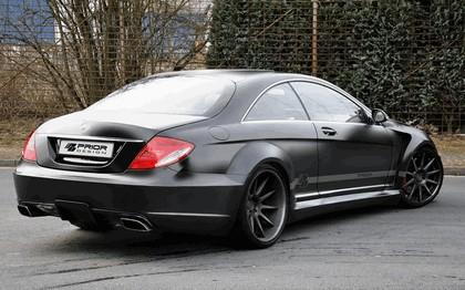 2012 Mercedes-Benz CL ( W216 ) Black Edition Widebody by Prior Design 3
