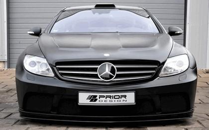 2012 Mercedes-Benz CL ( W216 ) Black Edition Widebody by Prior Design 4