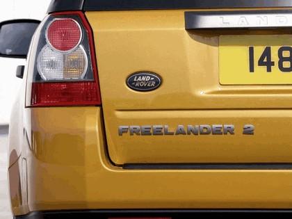 2006 Land Rover Freelander 2 HSE i6 16