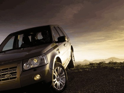 2006 Land Rover Freelander 2 HSE i6 18