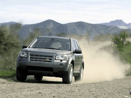2006 Land Rover Freelander 2 HSE i6 50