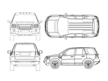 2006 Land Rover Freelander 2 HSE i6 103