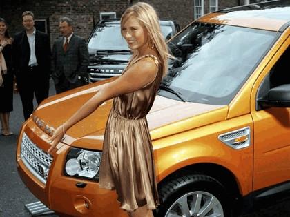 2006 Land Rover Freelander 2 HSE i6 108