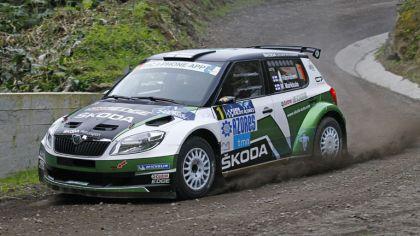 2012 Skoda Fabia S2000 - rally of Azores ( IRC ) 3