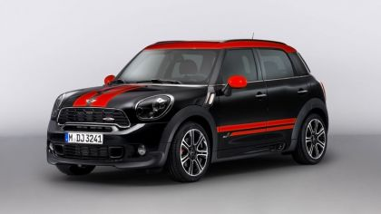 2012 Mini Countryman John Cooper Works 4