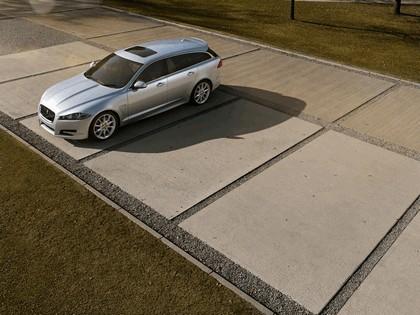 2012 Jaguar XF Sportbrake 7