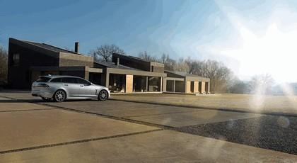 2012 Jaguar XF Sportbrake 8