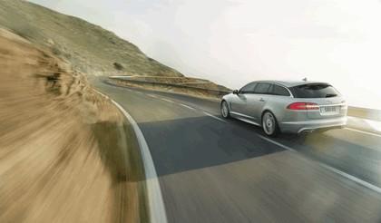 2012 Jaguar XF Sportbrake 11