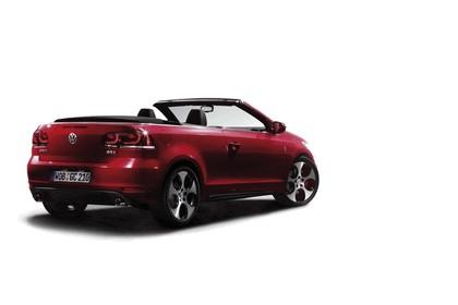 2012 Volkswagen Golf ( VI ) GTI cabriolet 3