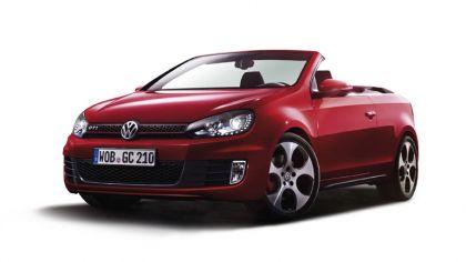 2012 Volkswagen Golf ( VI ) GTI cabriolet 8
