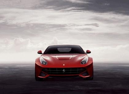 2012 Ferrari F12berlinetta 4