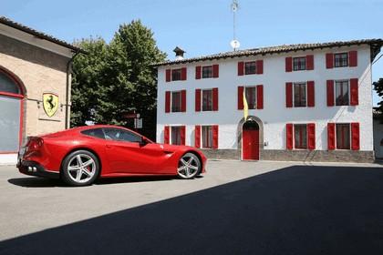 2012 Ferrari F12berlinetta 12
