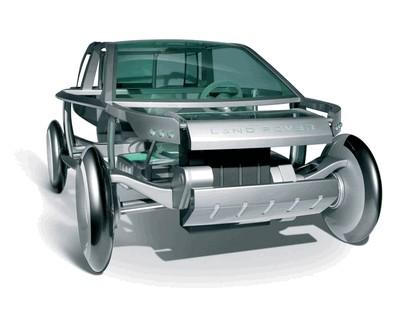 2006 Land Rover LAND_e concept 1