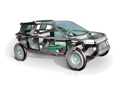 2006 Land Rover LAND_e concept 3