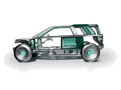 2006 Land Rover LAND_e concept 4