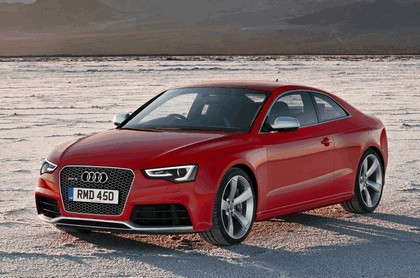 2012 Audi RS5 - UK version 1