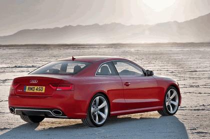 2012 Audi RS5 - UK version 2