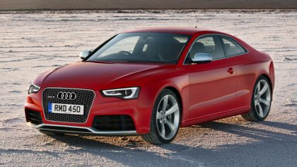 2012 Audi RS5 - UK version 7