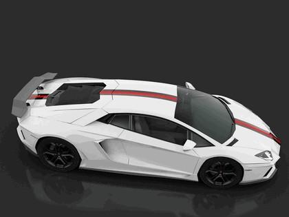 2012 Lamborghini Aventador Molto Veloce by DMC Design 2