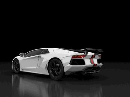 2012 Lamborghini Aventador Molto Veloce by DMC Design 3