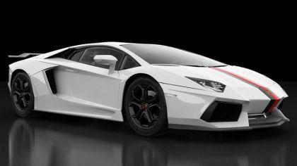 2012 Lamborghini Aventador Molto Veloce by DMC Design 9