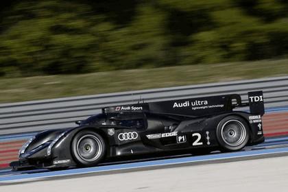 2012 Audi LMP test car 1
