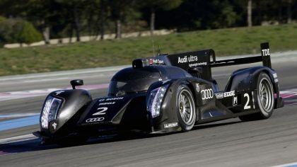 2012 Audi LMP test car 9