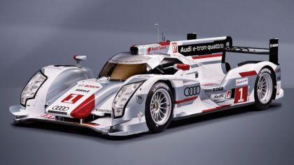2012 Audi R18 e-tron quattro 5