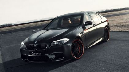 2012 BMW M5 ( F10 ) by G-Power 8