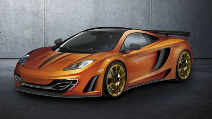 2012 McLaren MP4-12C by Mansory - sketches 8