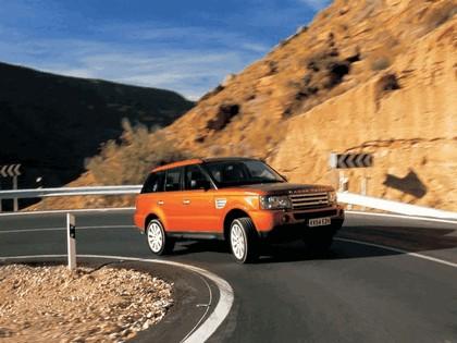 2006 Land Rover Range Rover Sport 1