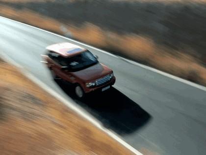 2006 Land Rover Range Rover Sport 5