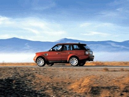 2006 Land Rover Range Rover Sport 7