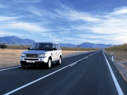 2006 Land Rover Range Rover Sport 8