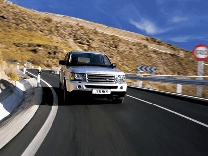 2006 Land Rover Range Rover Sport 9