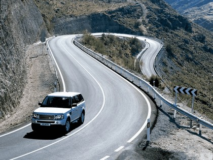 2006 Land Rover Range Rover Sport 10