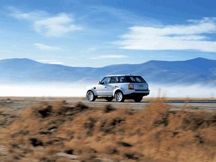 2006 Land Rover Range Rover Sport 12