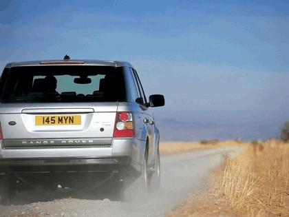 2006 Land Rover Range Rover Sport 13