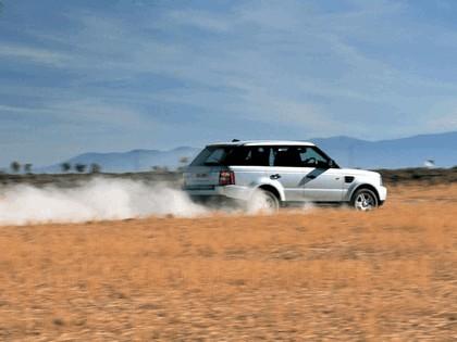 2006 Land Rover Range Rover Sport 14