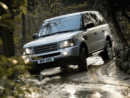 2006 Land Rover Range Rover Sport 18