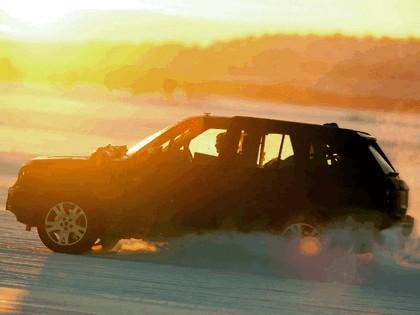 2006 Land Rover Range Rover Sport 23