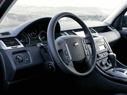 2006 Land Rover Range Rover Sport 26
