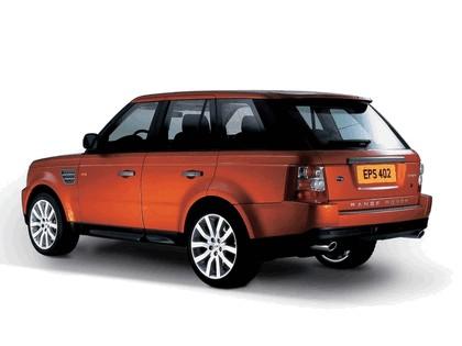 2006 Land Rover Range Rover Sport 32